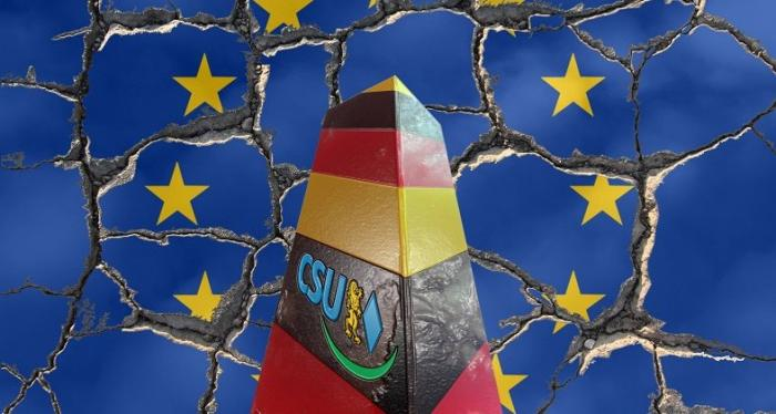 Германский ультиматум: остальным странам ЕС придется или на весла, или за борт