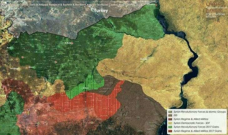 Сирия: Турки против Курдов. Скоро начнётся жара