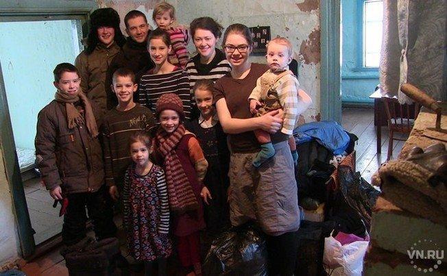 Семья «секс-беженцев» не выдержала и вернулась из Сибири в Германию