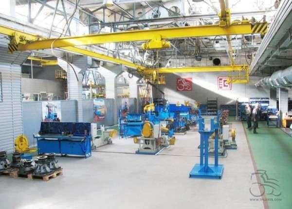 «Тракторными заводами» запущен новый участок сборки трансмиссий во Владимире