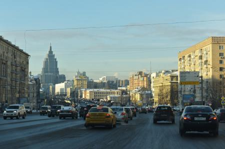 Капитальный ремонт Москвы: Благоустройство Садового кольца оценено почти в 12 млрд рублей