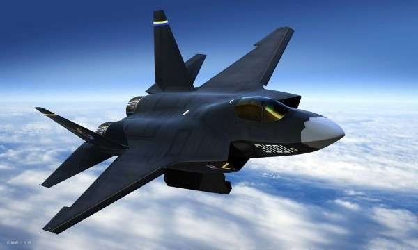 «ПАК ФА (Т-50) – чертовски хороший истребитель», Локхид Мартин