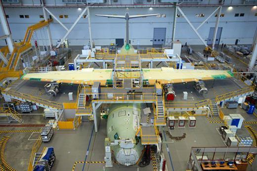 Многострадальный самолет Аэробус А400М – история его «злоключений» продолжается