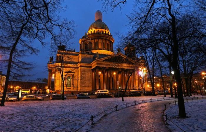 Передача Исаакия РПЦ может не состоятся: В Петербурге подана заявка на народный референдум