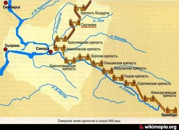 Следы Великой Тартарии: кто построил Заволжский вал?