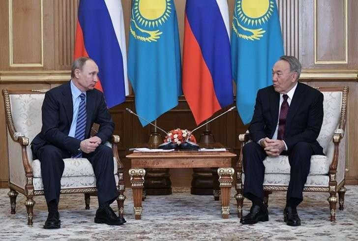 Владимир Путин в Средней Азии: причины активности Кремля