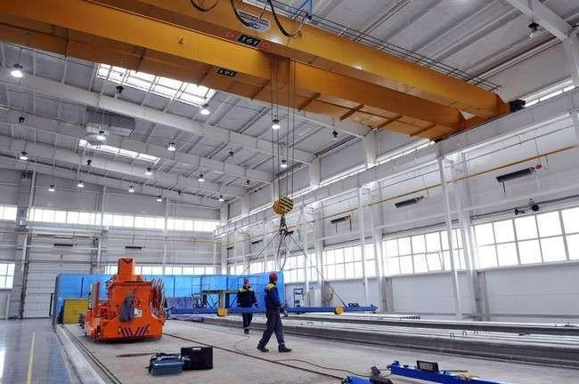Тюменская компания «Мостострой-11» запустила три новых производственных линии
