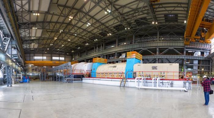 НаНововоронежской АЭС сдан вэксплуатацию новейший энергоблок ВВЭР-1200 поколения «3+»