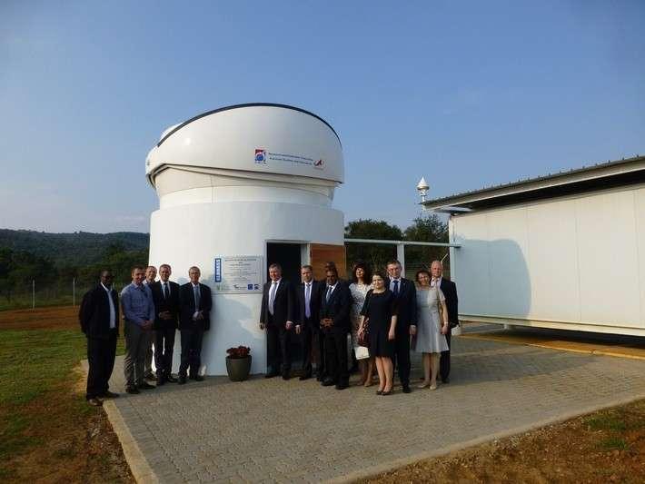 ВЮАР введена вэксплуатацию наземная станция ГЛОНАСС