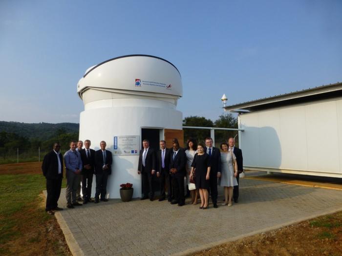 ВЮАР введена вэксплуатацию наземная станция ГЛОНАСС «Сажень-ТМ-БИС»