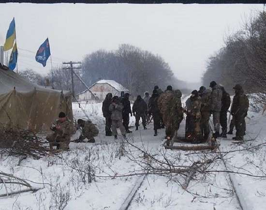 Новости «блокады»: цугцванг для хунты, штурм «редута» и поиск козла отпущения