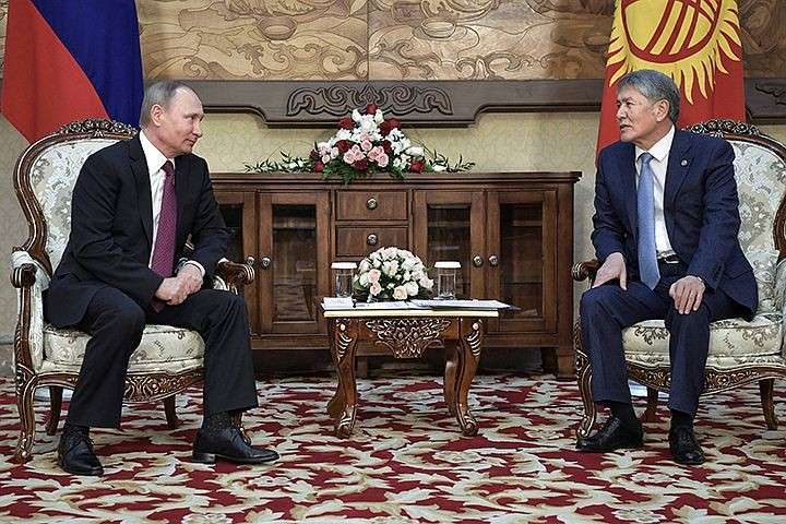 Владимир Путин: поддержка республик – это не выброшенные деньги, а просчитанные действия