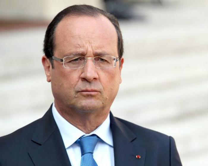 Выборы во Франции: над Олландом гремит стрельба, Марин Ле Пен атакуют компроматом