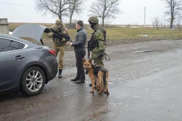Украинская полиция в Донбассе