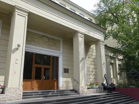 РПЦ отнимает здание у НИИ Рыбного Хозяйства из-за нескольких кирпичей