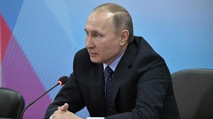 Владимир Путин заявил осовершенствовании системы антидопингового контроля вРоссии