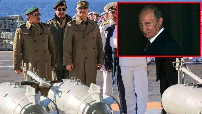 Ливийский кошмар Запада сбывается: Путин не дает превратить страну в рассадник терроризма
