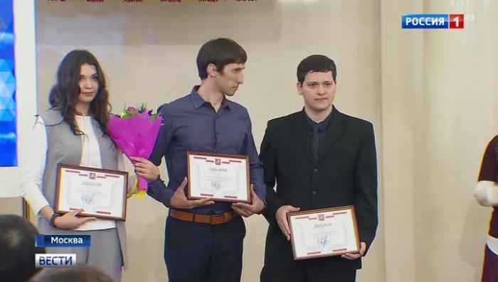Десятки молодых изобретателей получили премии и гранты от правительства Москвы