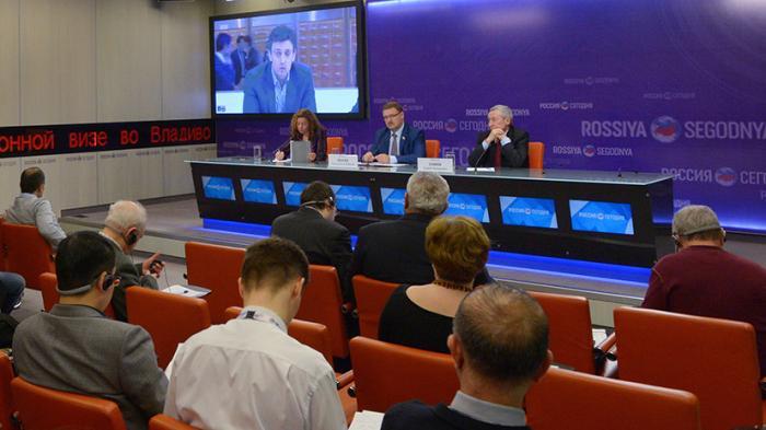«Мирное будущее Сирии»: телемост Москва – Брюссель по сирийскому урегулированию