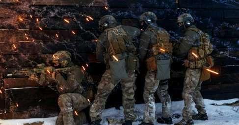Спецназ ССО России против террористов в Алеппо и Пальмире, редкие кадры