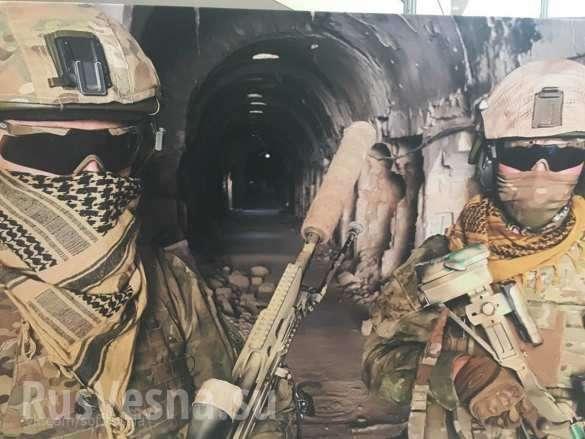 Спецназ ССО России против террористов в Алеппо и Пальмире, редкие кадры | Русская весна