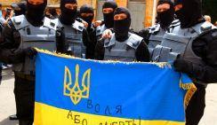 Нацистские каратели из «Азова» и«Донбасса» не поделил границу России