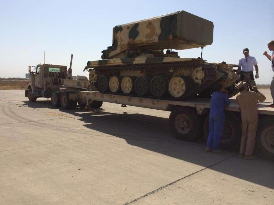 Россия нашла способ экстренно поставить Ираку новейшие виды вооружений