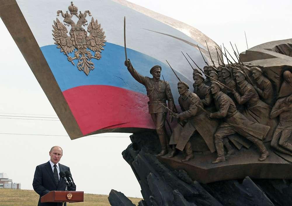 Послания Путина: ополчению, компрадорам, Европе, русским и всему человечеству