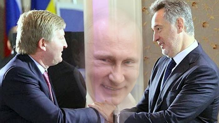 Тупые украинские олигархи попали под внешнее управление