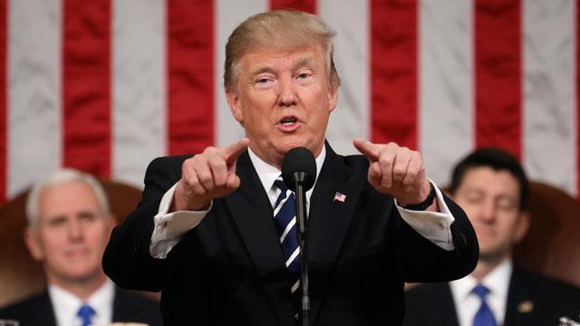 Дональд Трамп объявил о начале перестройки США. Поаплодируем товарищу