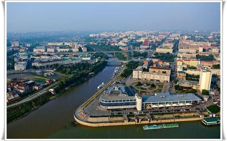 Омск древнейший город. Третья столица России.
