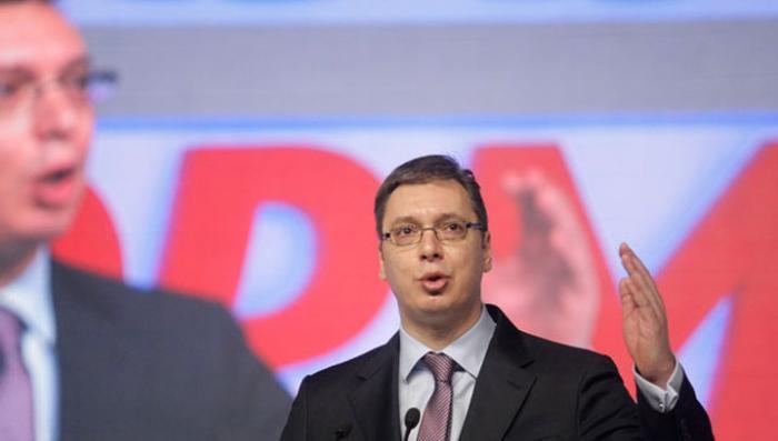 Премьер Сербии Александр Вучич: не позволю превратить страну в Украину