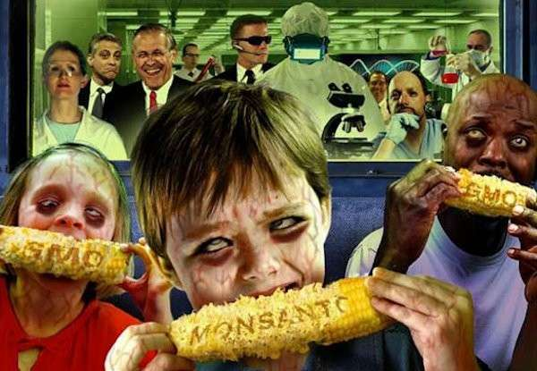 РАН продаёт нашу страну Монсанто. ГМО в России внедряют либералы