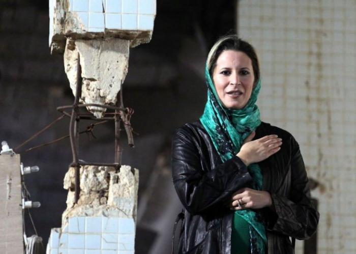 Айша Каддафи – верная дочь своего великого отца и большая проблема для США