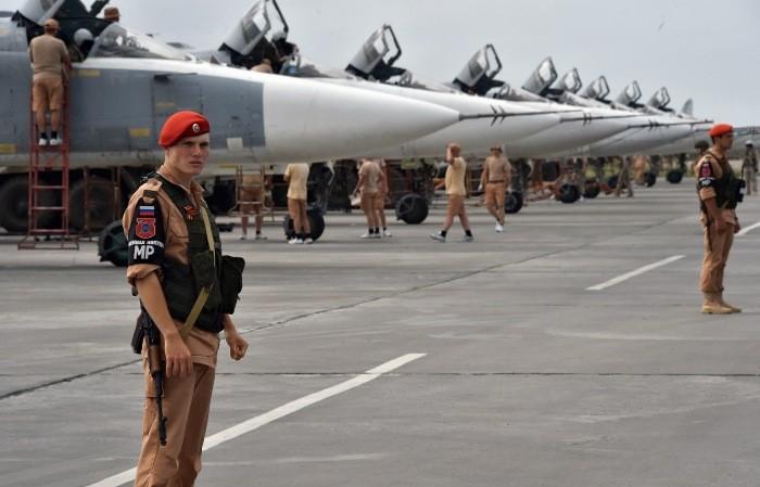 Русская полиция, а не «голубые каски» наведут порядок в Сирии