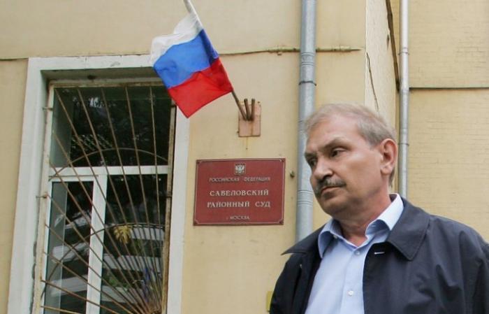 Подельник Березовского заочно приговорен к восьми годам и возмещению убытков на $123 млн