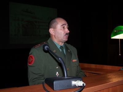 Пальмира: на мине подорвался генерал российской Армии