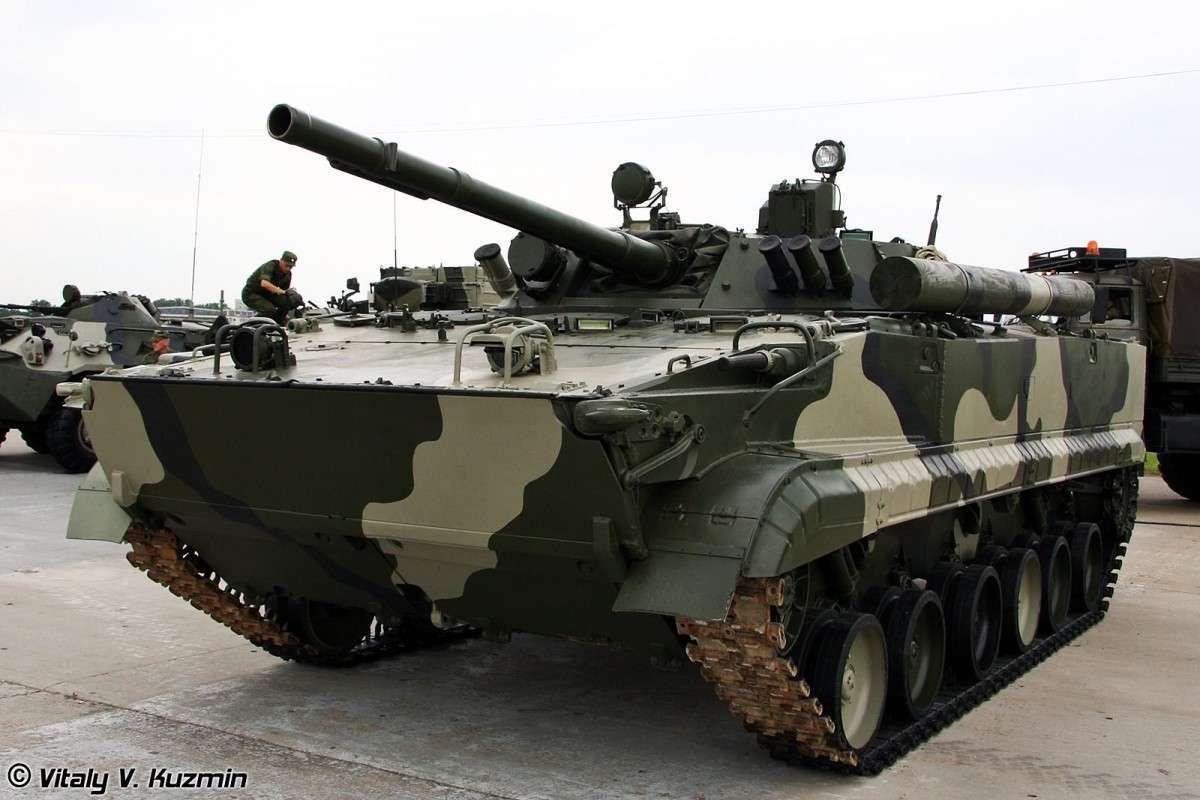 БМП-3. Самая продаваемая Боевая Машина Пехоты