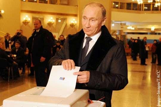 Работа Владимира Путина на Россию не закончится в 2024 году
