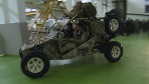 В Чечне запустили производство спортивного автомобиля для силовиков
