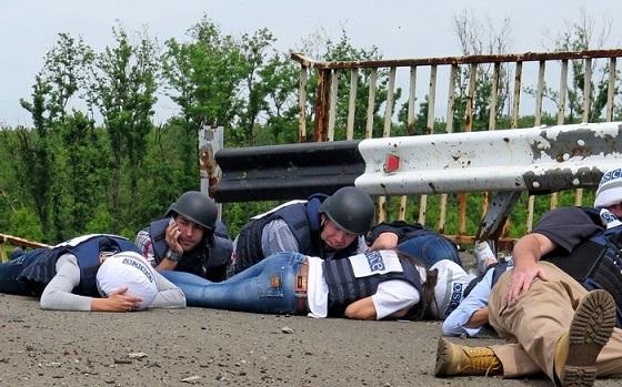 Новости ДНР: ОБСЕ попало под обстрел ВСУ у Донецкой фильтровальной станции
