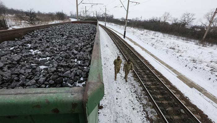 Блокада России: украинские каратели начали блокаду поездов из РФ