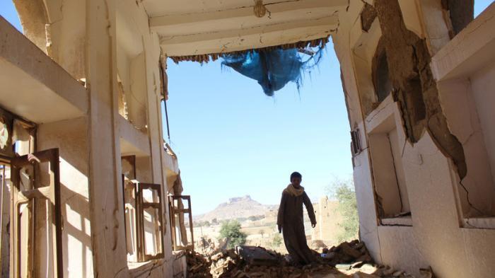 В Йемене протестуют против бомбардировок бандитов из американской коалиции