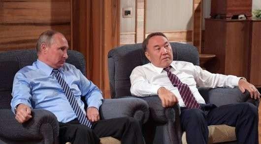 Центральноазиатское турне. Владимир Путин провёл рекогносцировку