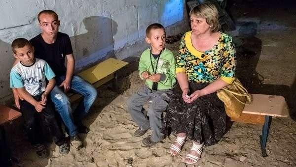 Дети Донбасса не пойдут в школу