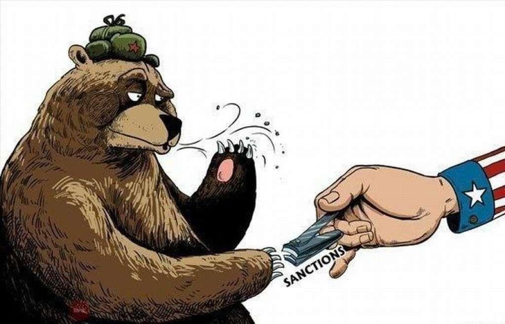 И снова санкции от наших «партнёров»