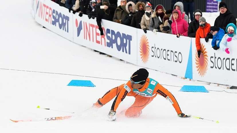 «Ты можешь, не сдавайся»: венесуэльский лыжник рассказал о поддержке русских на чемпионате мира