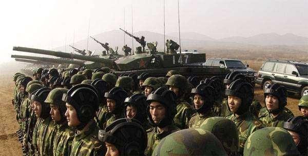 Пентагон: Китайские войска вошли в Афганистан