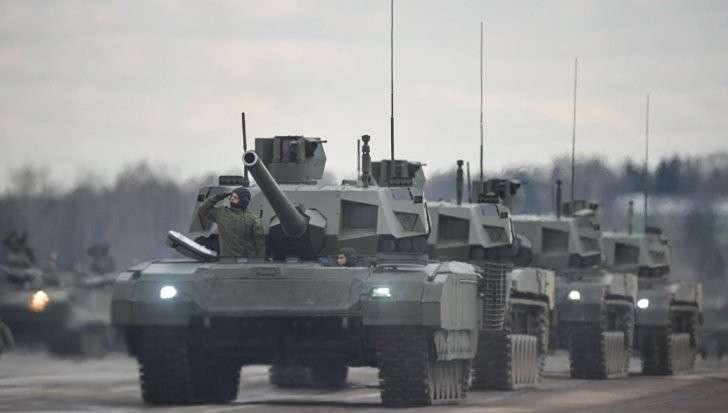 Генерал США: Штатам нужны танки, как у России