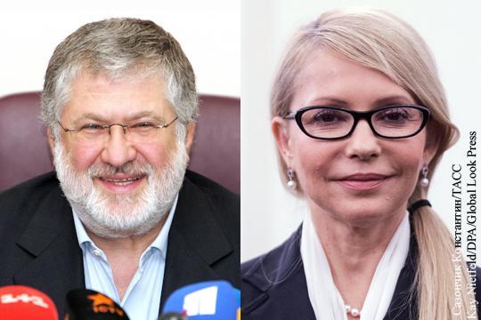 Блокада ДНР и ЛНР: кто в выигрыше – Порошенко, Коломойский, Тимошенко?